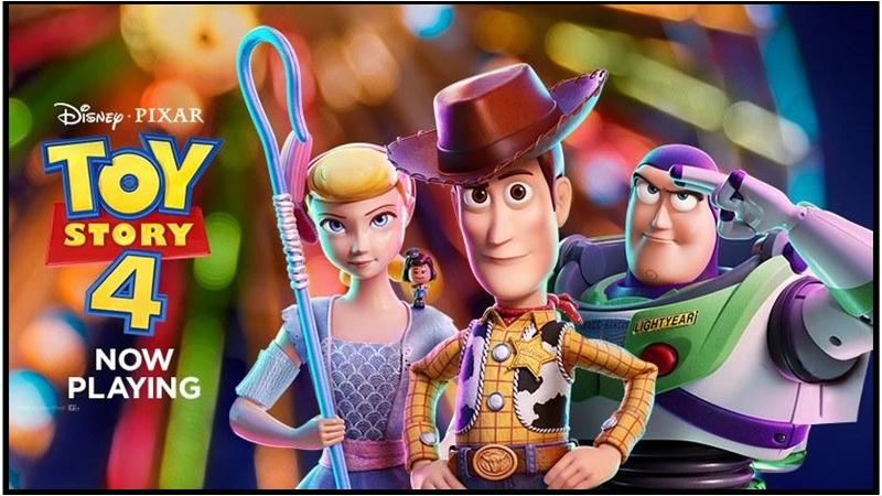 دانلود داستان اسباب بازی ۴-دانلود انیمیشن Toy Story 4 2019 با زیرنویس فارسی چسبیده