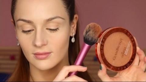 فیلم آموزش میکاپ ملایم + آرایش روزانه به سبک اروپایی