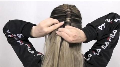 کلیپ آموزش بافت مو لوله ای + جدیدترین مدل بافت مو