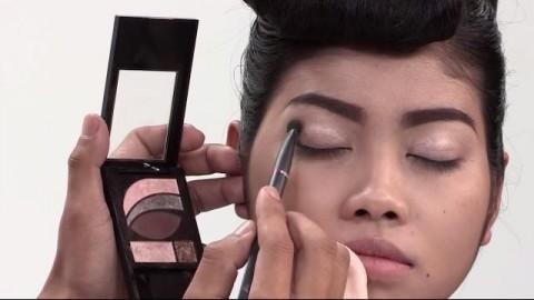 فیلم آرایش صورت دخترانه + میکاپ شرقی