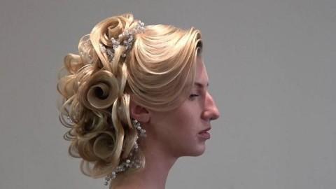 کلیپ مدل های متنوع شینیون مو + شینیون مناسب با رنگ مو