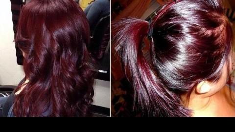 آموزش تهیه رنگ موی طبیعی با لبو و حنا
