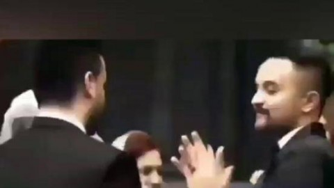 دکلمه غزل ( عروسی می کند امشب ) با شعر و صدای معین تبریزی